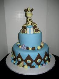 boy baby shower cakes at walmart decorating of party