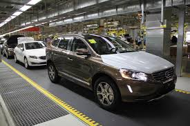 2016 volvo xc60 interior volvo cars u0027 2016 sales scale new record 534 332 units up 6 2