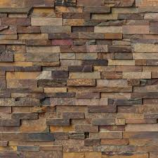 image of stacked stone veneer san diego masonry contractor stone