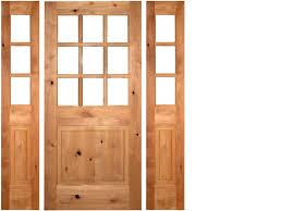 Knotty Alder Interior Door by Exterior Doors Archives Ksr Door And Mill Comany