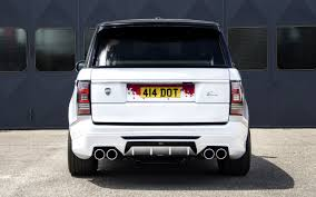 customized land rover range rover number plates signature range fourdot