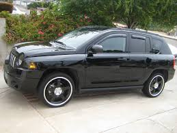 black jeep compass compass jeep compass tuning suv tuning