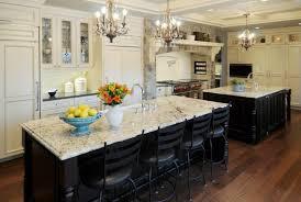 unique kitchen island shapes white undermount sink terazzo tile