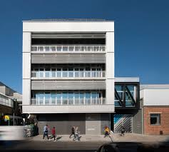 haworth tompkins adds another building to royal college of art u0027s