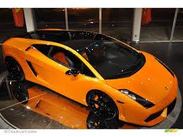 Lamborghini Gallardo Coupe - 2004 arancio borealis lamborghini gallardo coupe 23856049