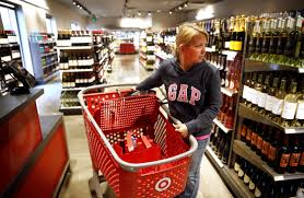 target opens its liquor store in minnesota since 1970s