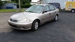 Honda Civic 1993 Interior 2000 Honda Civic For Sale Carsforsale Com