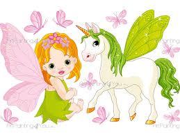 little fairy unicorn kit girls wall decals vdi1212en little fairy unicorn kit girls wall decals