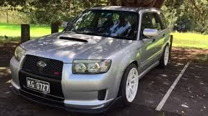 Modified Subaru Forester Xt Youtube