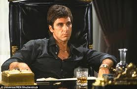 Tony Montana Halloween Costume Diego Luna Star Al Pacino Scarface Remake Daily Mail