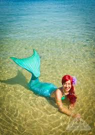 mermaid ariel disney cosplay chamellephoto deviantart