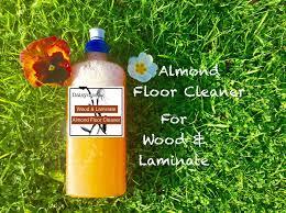 Homemade Wood Laminate Floor Cleaner Making Almond Floor Cleaner For Wood U0026 Laminate Non Toxic Youtube