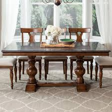 dining room awesome stone top dining room table decoration ideas