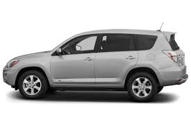 Car Dimensions In Feet 2012 Toyota Rav4 Overview Cars Com