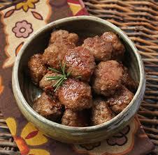 bourbon u0026 cider glazed turkey meatballs i breathe i u0027m hungry