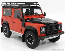 land rover defender black kyosho 08901p scale 1 18 land rover land new defender 90