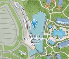disney u0027s art of animation resort walt disney world resort