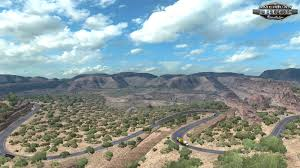 Mexico Map by Viva Mexico Map Sinaloa V2 3 V1 6 X American Truck Simulator