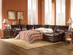 Orange Sleeper Sofa Decorating Comfortable Sectional Sleeper Sofa For Living Room