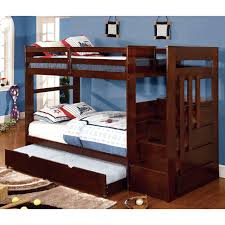 Twin Over Twin Bunk Beds With Trundle by Fat Full Over Full Bunk Bed Hayneedle