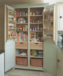 kitchen larder cabinet freestanding kitchen cupboard great idea for those who need more