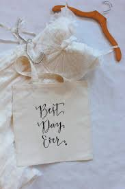 Wedding Gift Bags Best Day Ever Wedding Welcome Bag Wedding Favor Gift Bags