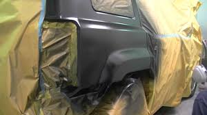 painting a black metallic car youtube