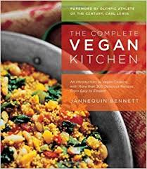 The Mediterranean Vegan Kitchen - the complete vegan kitchen jannequin bennett 9781401603472