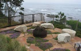 Rock Patio Design How To Set Up A Flagstone Patio Design