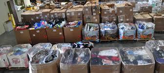 wholesale liquidation surplus inventory customer returns