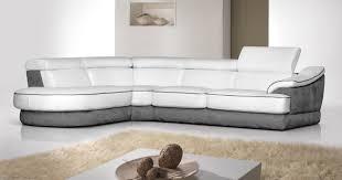 matière canapé rome angle bi matière personnalisable sur univers du cuir
