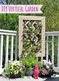 How To Build A Vertical Garden - how to build a vertical garden tutorial part 3 digin u2014 decor
