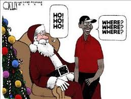 Dirty Santa Meme - mitchieville cartoons