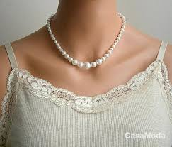 pearl necklace gifts images 47 pearl necklaces for bridesmaids bridesmaid pearl necklace jpg