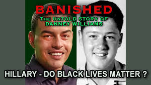 bill clinton u0027s black son banished the story of danney williams