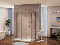 Shower Curtain For Stand Up Shower Stand Up Shower Dimensions House Design And Office Perfect