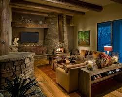 livingroom in rustic livingroom home planning ideas 2018