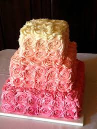 square cake square ombre cake search let s design