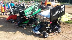 racing fans treated sprint cars monster trucks 304 speedw
