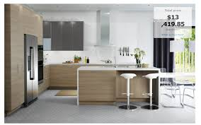 cost of kitchen cabinets per linear foot how much will an ikea kitchen cost