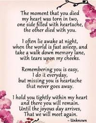 Words Of Comfort On Anniversary Of Loved Ones Death The 25 Best Mothers Death Ideas On Pinterest Mother Death