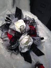Black And White Corsage Wiki Ok U2026 Here It Goes