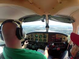 Piper Arrow Pa28 Takeoff And Landing Instruction 4 Youtube
