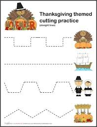 thanksgiving worksheets preschool free worksheets library