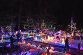 home with 100 000 lights steals the show along the