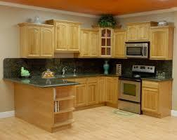 Oak Kitchen Cabinets Pictures Ideas  READINGWORKS Furniture - Oak wood kitchen cabinets
