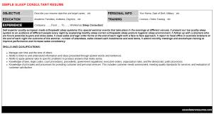 sleep technologist rpsgt resumes u0026 cover letters
