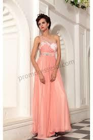 Light Pink Short Bridesmaid Dresses Prom Dresses Online Orange Pink Lace One Shoulder Chiffon