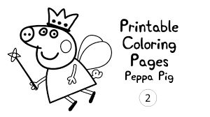 peppa pig coloring pages a4 famous cute guinea pig coloring pages crest documentation template
