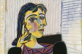 Dora Maar In An Armchair From Muse To Fodder The Women Behind Picasso Shera